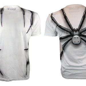 Tops - New Unisex 🕷 Spider Tee-shirts